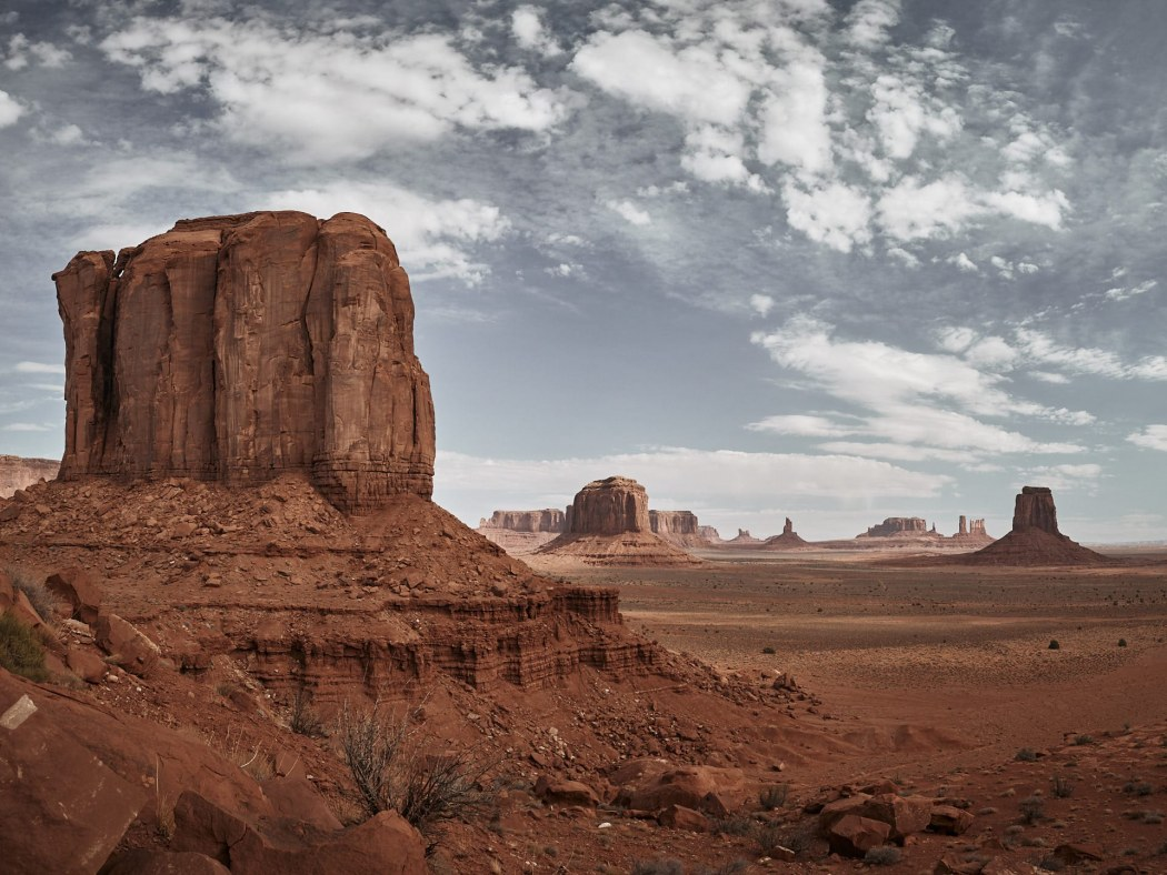 Monument Valley Dolina Monumentów